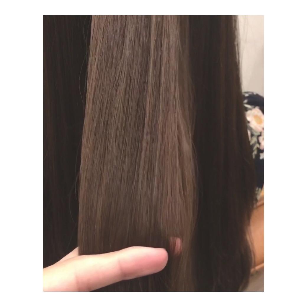 髪の乾燥は頭皮から!