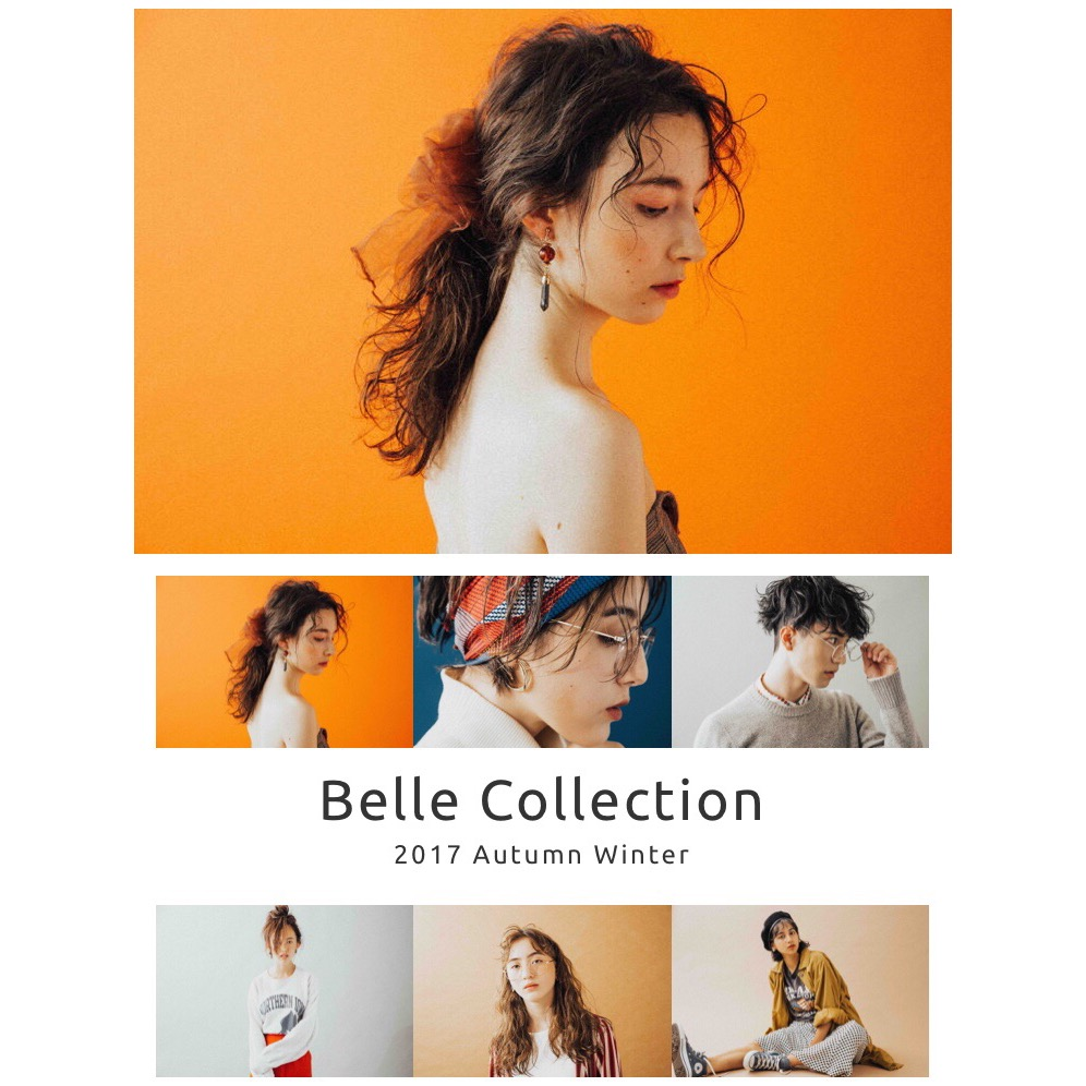 Belle Collection 2017 A/W 公開されました!
